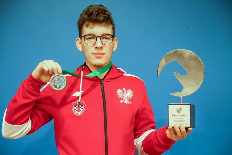 20-letni arcymistrz z Wieliczki, wicemistrz świata w szachach błyskawicznych Jan-Krzysztof Duda: Bez szczęścia nie da się wygrywać [ZDJĘCIA]