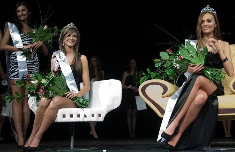 Magdalena Jóźwiak (z lewej) i Magdalena Zielińska zdobyły tytuły Miss 2010