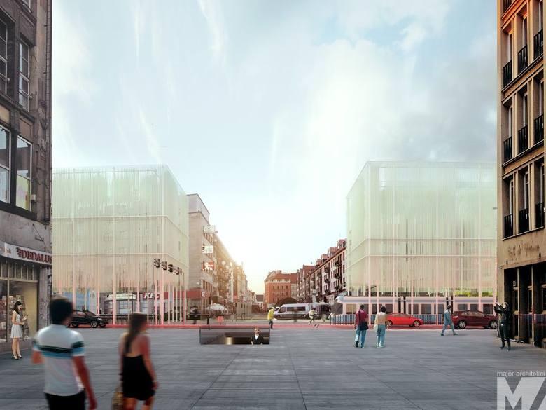Wrocław: Wielkie zmiany na ul. Świdnickiej (WIZUALIZACJE)