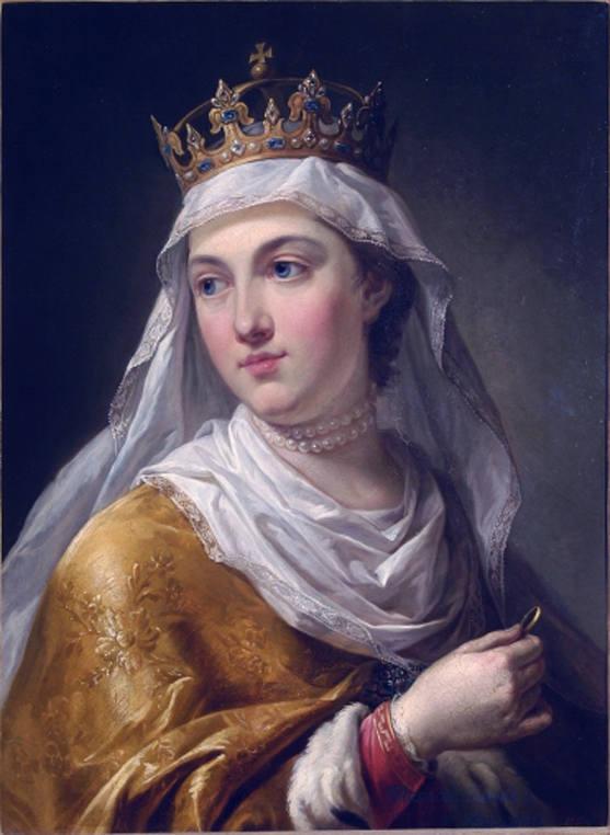 Jadwiga Andegaweńska, najpierw sama była królem, później została żoną Władysława Jagiełły