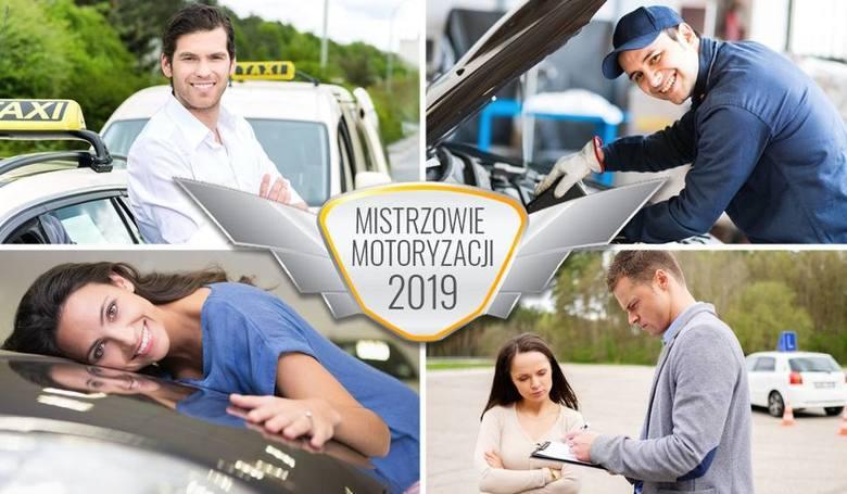 MISTRZOWIE MOTORYZACJI Najlepsi mechanicy, warsztaty, instruktorzy i szkoły jazdy, najsympatyczniejsi taksówkarze - głosowanie zakończone!
