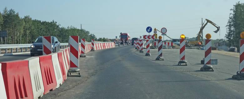 W Katowicach wciąż trwa przebudowa węzła Giszowiec Zobacz kolejne zdjęcia. Przesuwaj zdjęcia w prawo - naciśnij strzałkę lub przycisk NASTĘPNE