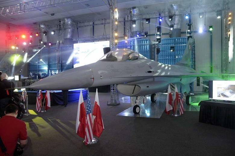 Otwarcie Centrum Serwisowego F-16 w Bydgoszczy [zdjęcia]