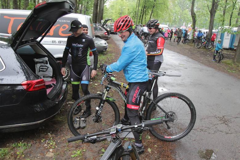 Niezależnie od umiejętności, poziomu wytrenowania i wieku, każdy miłośnik MTB mógł się sprawdzić w Dąbrowie Górniczej. – To był mocny rowerowy akcent