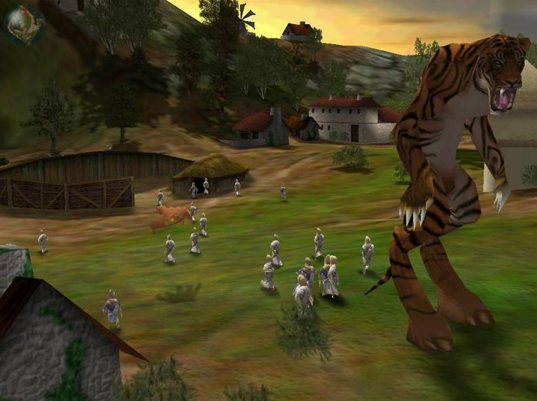 Opracowana przez brytyjskie Lionhead Studios pod wodzą legendy branży, Petera Molyneux, nietypowa gra strategiczna z elementami RPG. Akcja przenosi Gracza