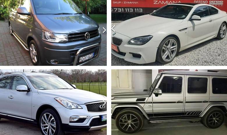 Zajrzeliśmy do serwisu gratka.pl i sprawdziliśmy ofertę używanych luksusowych samochodów, które można kupić w Bydgoszczy i regionie. Zobacz dziesięć