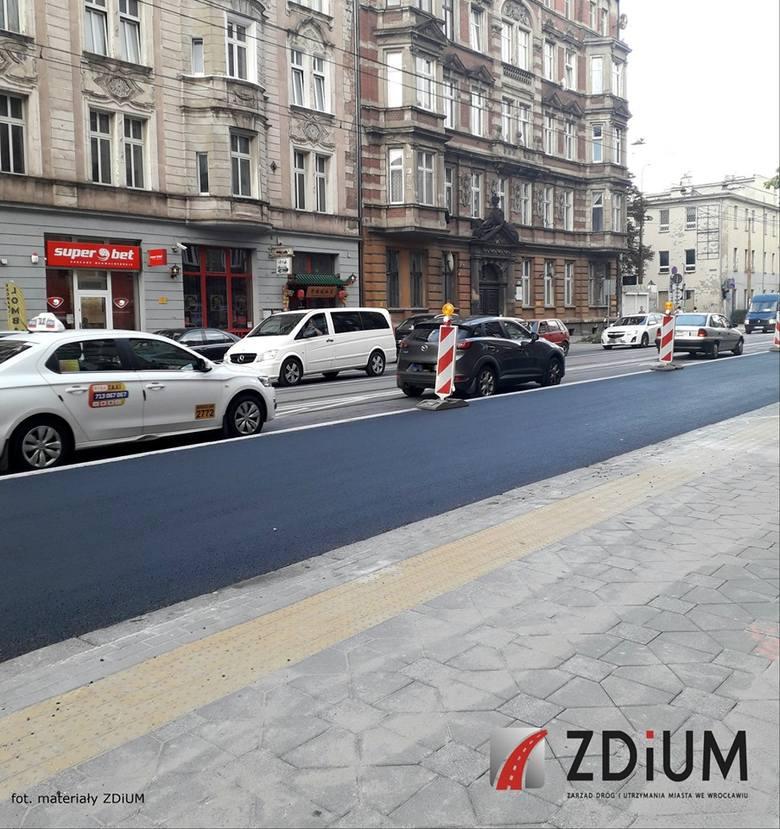 Kończy się budowa przystanku wiedeńskiego na ul. Traugutta (ZDJĘCIA)