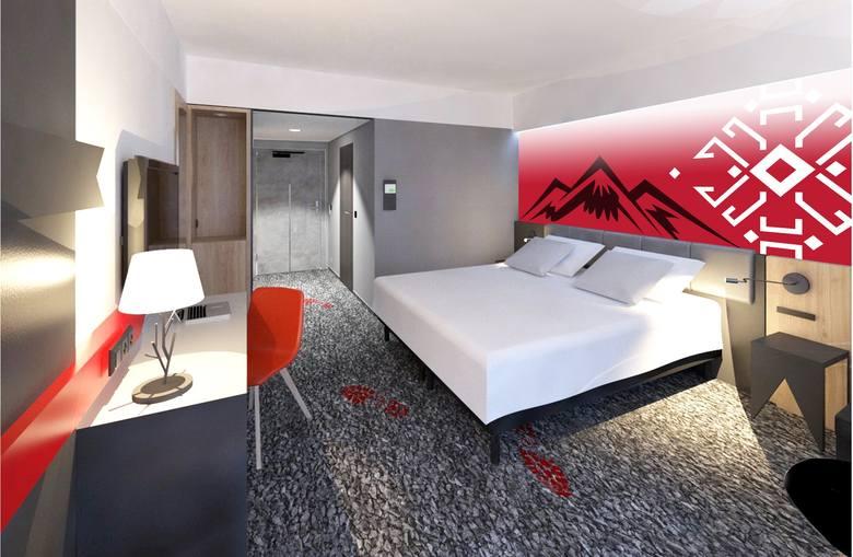 Milioner zbudował hotel w Nowym Targu. Wiemy jak wygląda w środku [ZDJĘCIA]