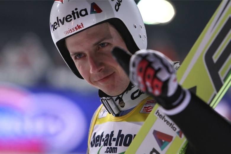 9. SIMON AMMANN (Szwajcaria)23 wygrane w Pucharze Świata . Pierwsza - 17 marca 2002; ostatnia - 29 listopada 2014