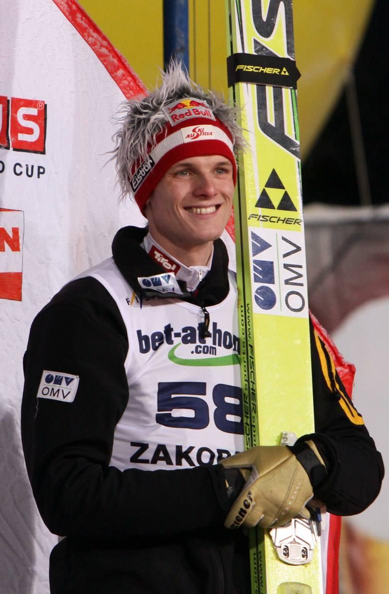 9. THOMAS MORGENSTERN (Austria)23 wygrane w Pucharze Świata. Pierwsza - 11 stycznia 2003; ostatnia - 14 grudnia 2013