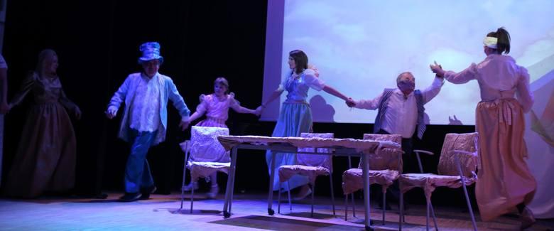 """Spektakl charytatywny """"Dziewczynka z kapeluszem w... Krainie Snu"""" w Katowicach"""