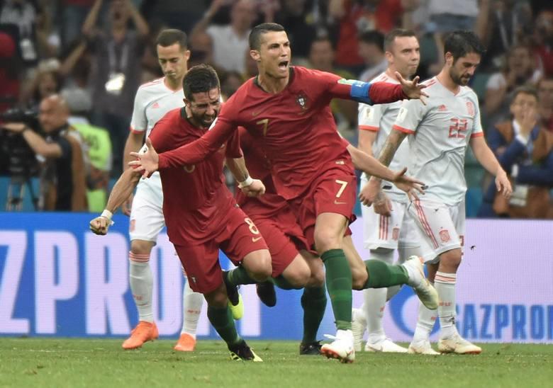 W czwartkowym meczu z Polską reprezentacja Portugalii wystąpi bez swojej największej gwiazdy Cristiano Ronaldo. I bez niego zawodnicy Jerzego Brzęczka