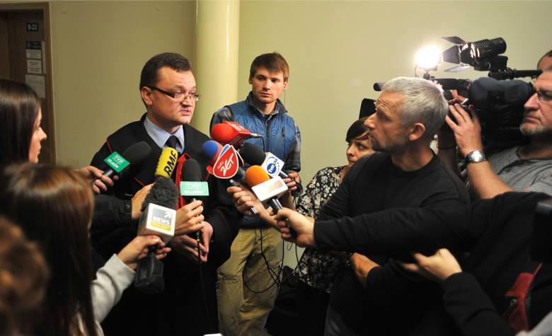 Prokurator Piotr Kosmaty: potwierdzamy, że mecenas Aleksandra G. złożył wniosek o jego zwolnienie z tymczasowego aresztu