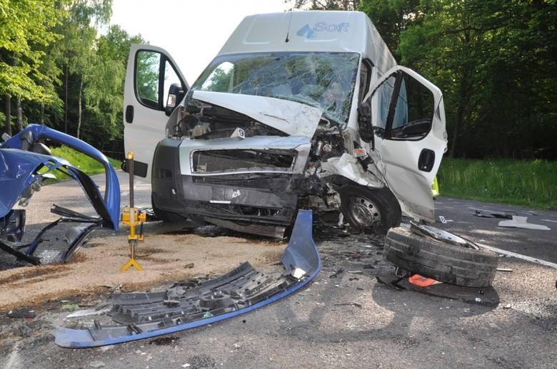 24-letni kierowca z Podkarpacia zginął na trasie do Lublina