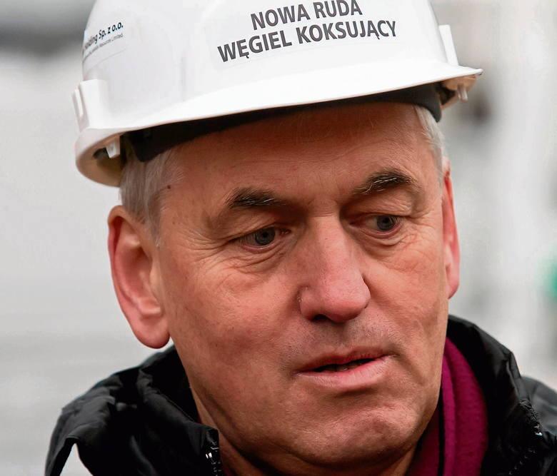 Inni zamykają kopalnie, a my na Dolnym Śląsku budujemy nową!Andrzej Zibrow, dyrektor generalny Coal Holding: - Dowierciliśmy się do bogatych pokładów