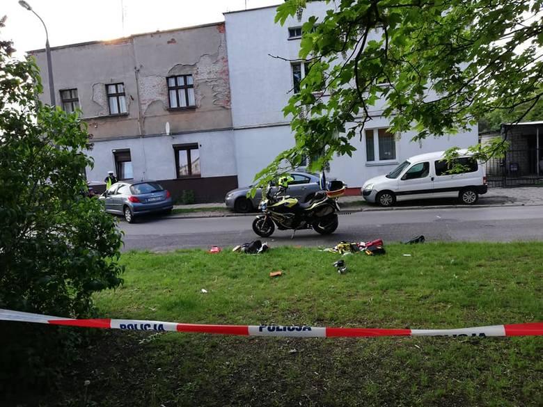 W niedzielę, 19.05.2019, na ul. Leszczyńskiego w Bydgoszczy doszło do potrącenia rowerzysty. Dziecko w ciężkim stanie zostało zabrane do szpitala. Niestety