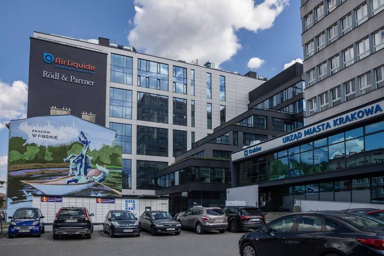Kraków. Powstał nowy, wielki mural w mieście