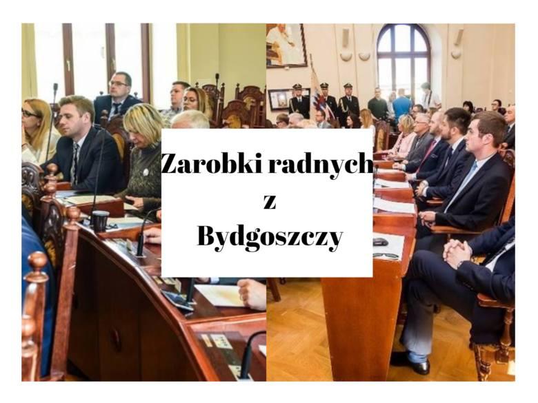 Zwolak Mateusz; dieta radnego 22 388 złotych, członek rady programowej TVP 2 704 złote.<br /> <br />