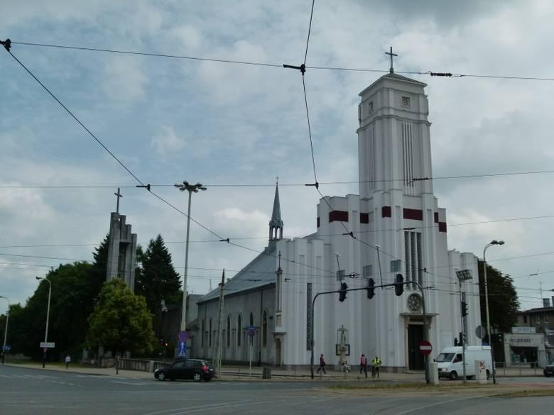 Kościół pw. Przemienienia Pańskiego, ul. Rzgowska 88 - 45-50 osób