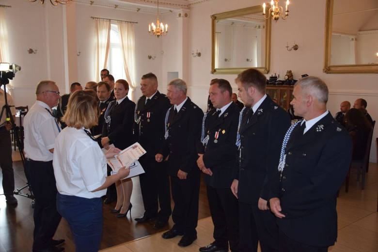 Zarząd Oddziału Gminnego ZOSP w Czernicy