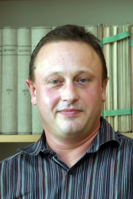 Hubert Horbaczewski, politolog z Uniwersytetu Łódzkiego.