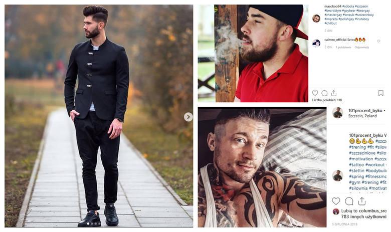 Przystojniacy ze Szczecina, czyli #szczecinboy na Instagramie [GALERIA]