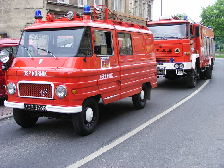 Strażacy ochotnicy z całej Wielkopolski zaprezentowali się w sobotę w Poznaniu