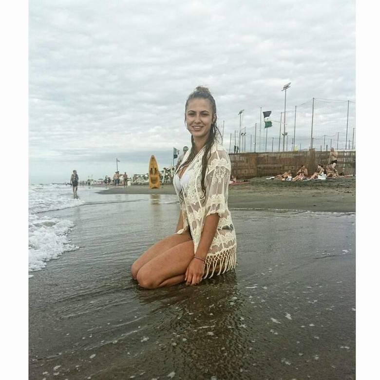 Miss Suwałk Emilia Lutyńska nie lubi szpilek, sukienek i spódniczek (zdjęcia)