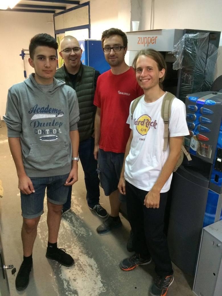 Włoscy elektrotechnicy uczyli się w Ideal Group