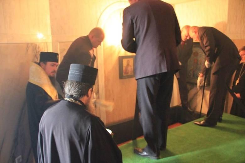 Skromna uroczystość odbyła się we wtorek w monasterze w Supraślu.