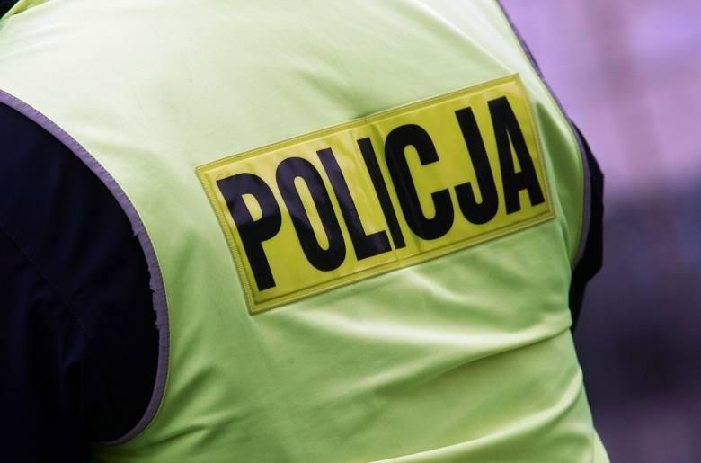 Do pościgu policyjnego doszło w sobotę, 15 lutego po godzinie 8. Policjanci ruszyli w pościg za kierowcą, który nie reagował na wcześniejsze sygnały.