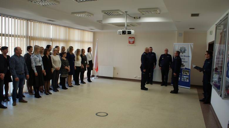 Ostrołęka. Święto służby cywilnej w Komendzie Miejskiej Policji w Ostrołęce