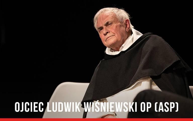 Ojciec Ludwik Wiśniewski będzie gościem ASP na PolAndRock Festiwalu 2019.Ojciec Ludwik Wiśniewski urodził się w 1936 roku w Skierbieszowie koło Zamościa.
