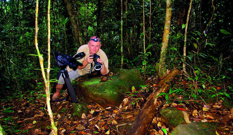 Borneo. Ostatni raj na ziemi znika na naszych oczach