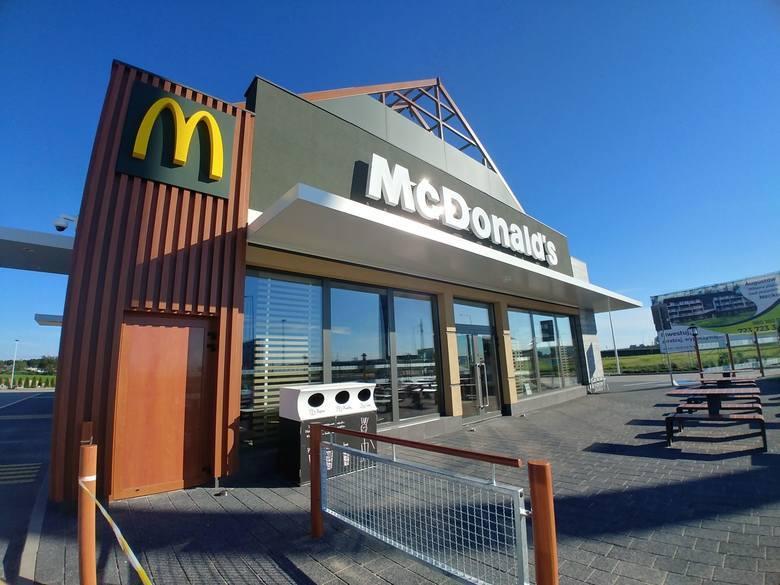 Gdzie w woj. podlaskim powinny powstać McDonalds'y? Zapytaliśmy o to naszych Internautów. Głosów padło mnóstwo. Zobaczcie, w których miastach są pożądane