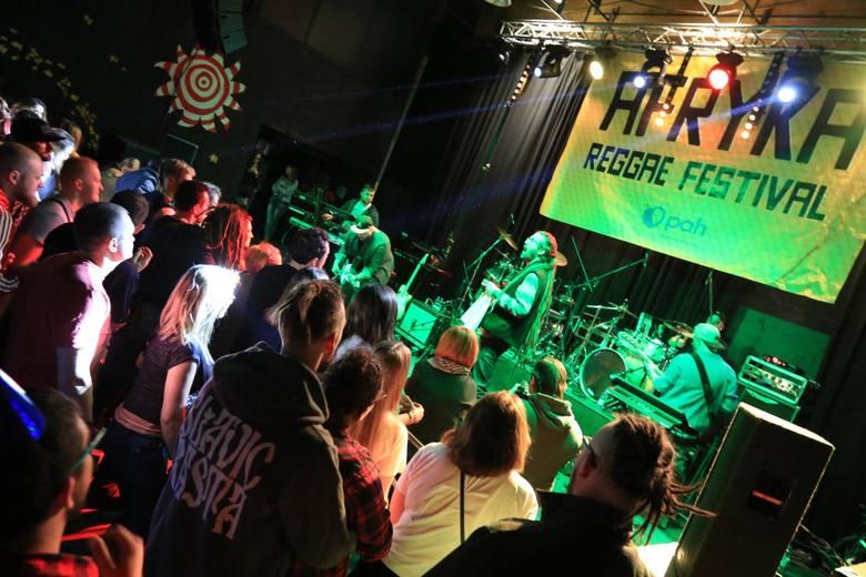 Afryka Reggae Festival 2017. Występuje Ras Luta