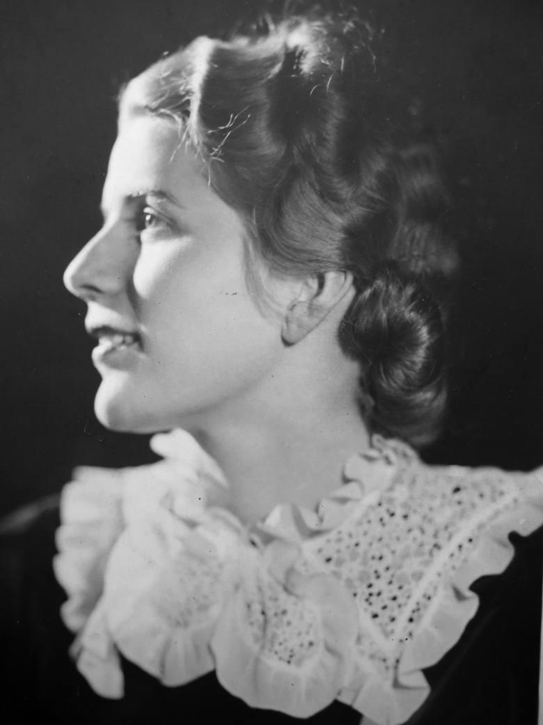 Eleonora Szymańska dożyła prawie stu lat.