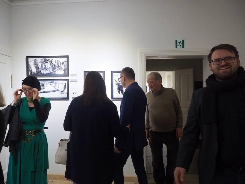 Galeria im. Sleńdzińskich. Wigry nasze Wigry - wernisaż wystawy