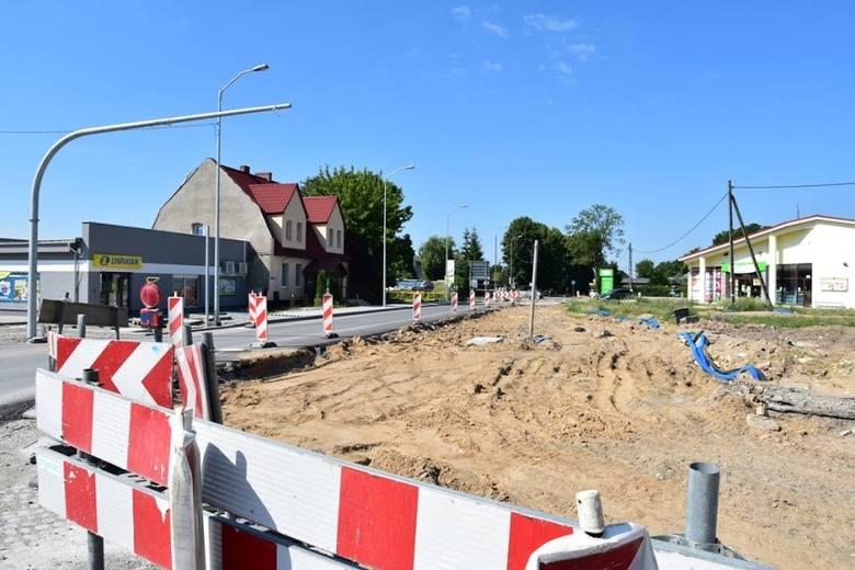 Wciąż trwa remont ul. Sikorskiego, Kostrzyńskiej i Kazimierza wielkiego. Na jakim etapie obecnie są prace w tych miejscach?  Zobaczcie sami. Mamy dużą