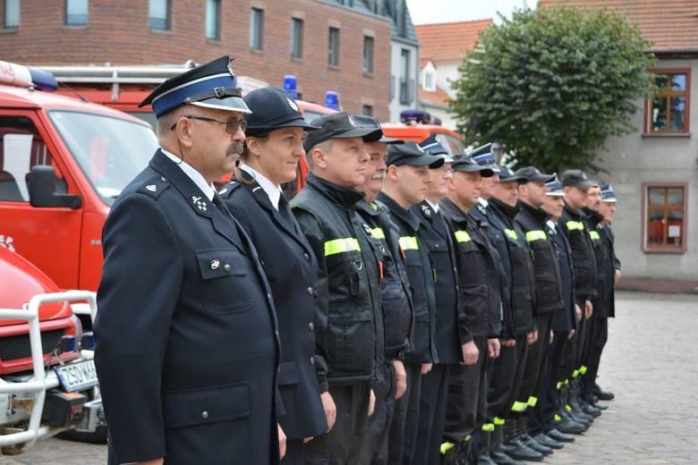 W miniony czwartek (4 października) strażacy pełniący służbę w gminie Połczyn – Zdrój, mieli powody do zadowolenia. Tego właśnie dnia pani burmistrz