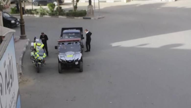 W Egipcie rozbił się balon z turystami. Zginęła kobieta, 12 osób zostało rannych [FILM]