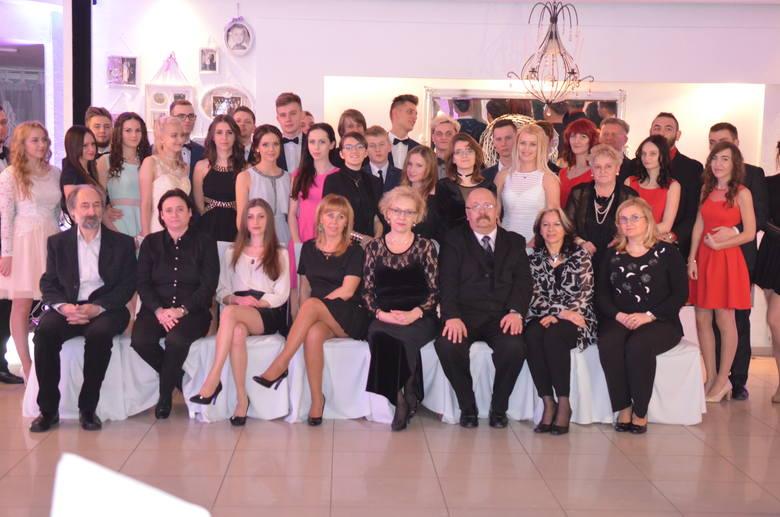 W piątek, 5 lutego, maturzyści z Liceum Plastycznego w Gorzowie bawili się na swojej studniówce.