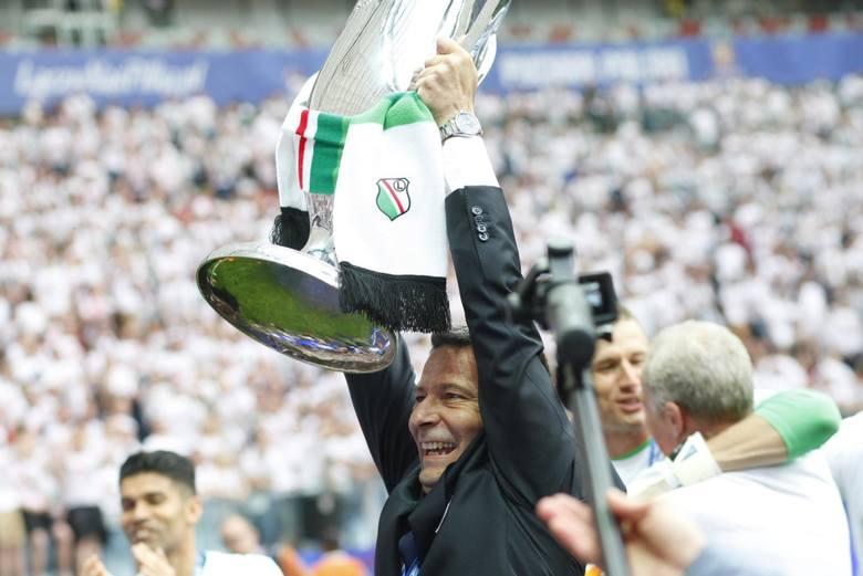 Trofeum na pewno nie obroni Legia Warszawa