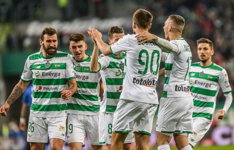 Lechia Gdańsk wciąż liczy się w walce o trofeum