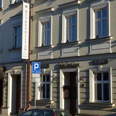 Najlepsze hotele1Metropolitan Boutique HotelKraków, małopolskie, Polska