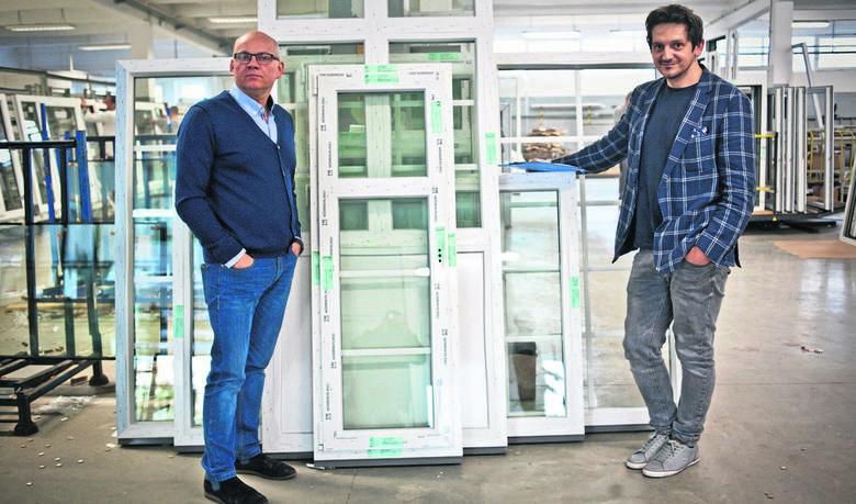 Firma E.Link: projekt ten współtworzą Andrzej Hondo i Ireneusz Gabryś.