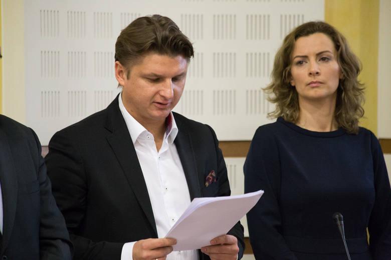 Sejmik województwa podlaskiego. Nowi radni złożyli ślubowanie (zdjęcia)