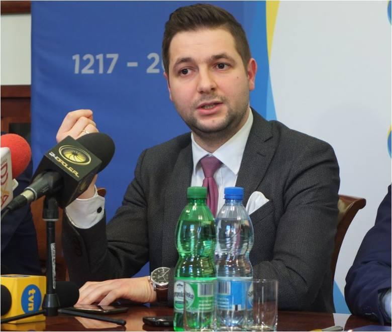 Wiceminister Patryk Jaki nigdy nie ukrywał, że wspierał powiększenie Opola.