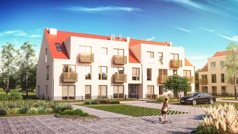 Mieszkania w Dobrzykowicach
