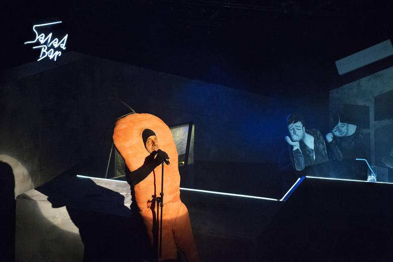 """Wrocławski Teatr Lalek zaprasza na """"Może morze"""""""